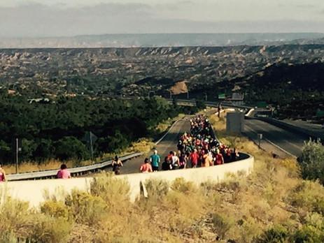 Santa Fe Thunder Half Marathon Discount - New Mexico