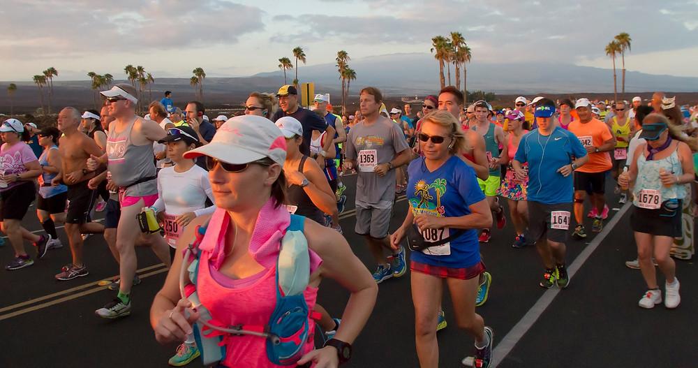Kona Marathon & Half Marathon