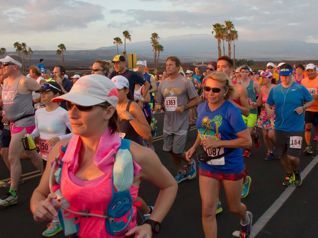 Kona Marathon & Half Marathon 2017 Discount - Hawaii