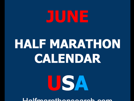 June Half Marathons 2017 - Search for a half marathon in June