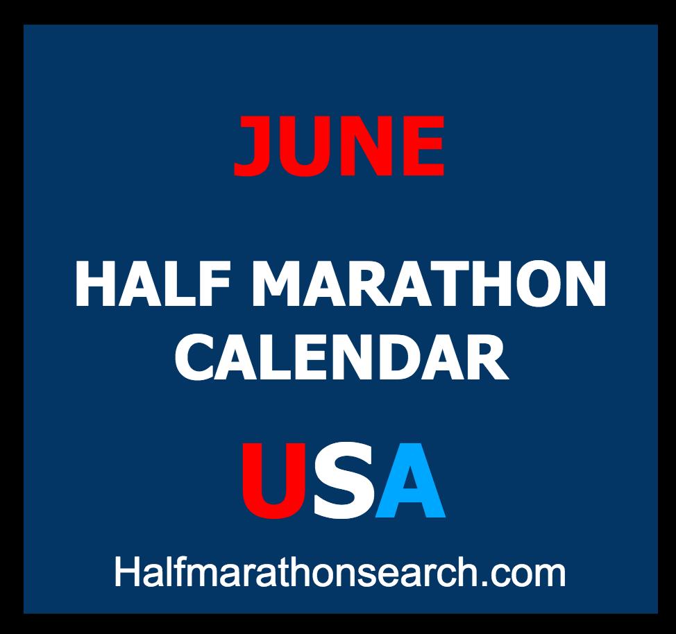 June half marathons