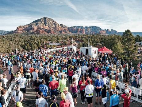 Sedona Half Marathon Discount - Arizona