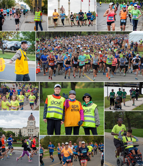 GMS Queen City Marathon, Half Marathon 2017 Discount - Regina, Saskatchewan Canada