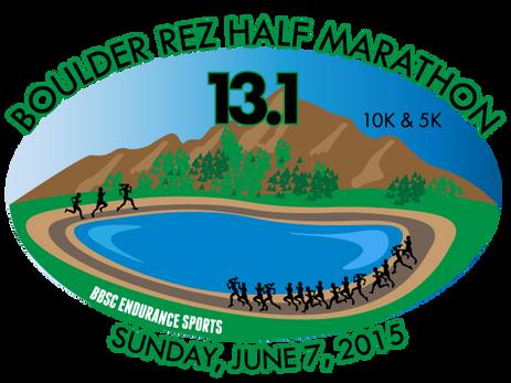 Sweet $25 Discount to Boulder Rez Half Marathon! - Boulder, Colorado
