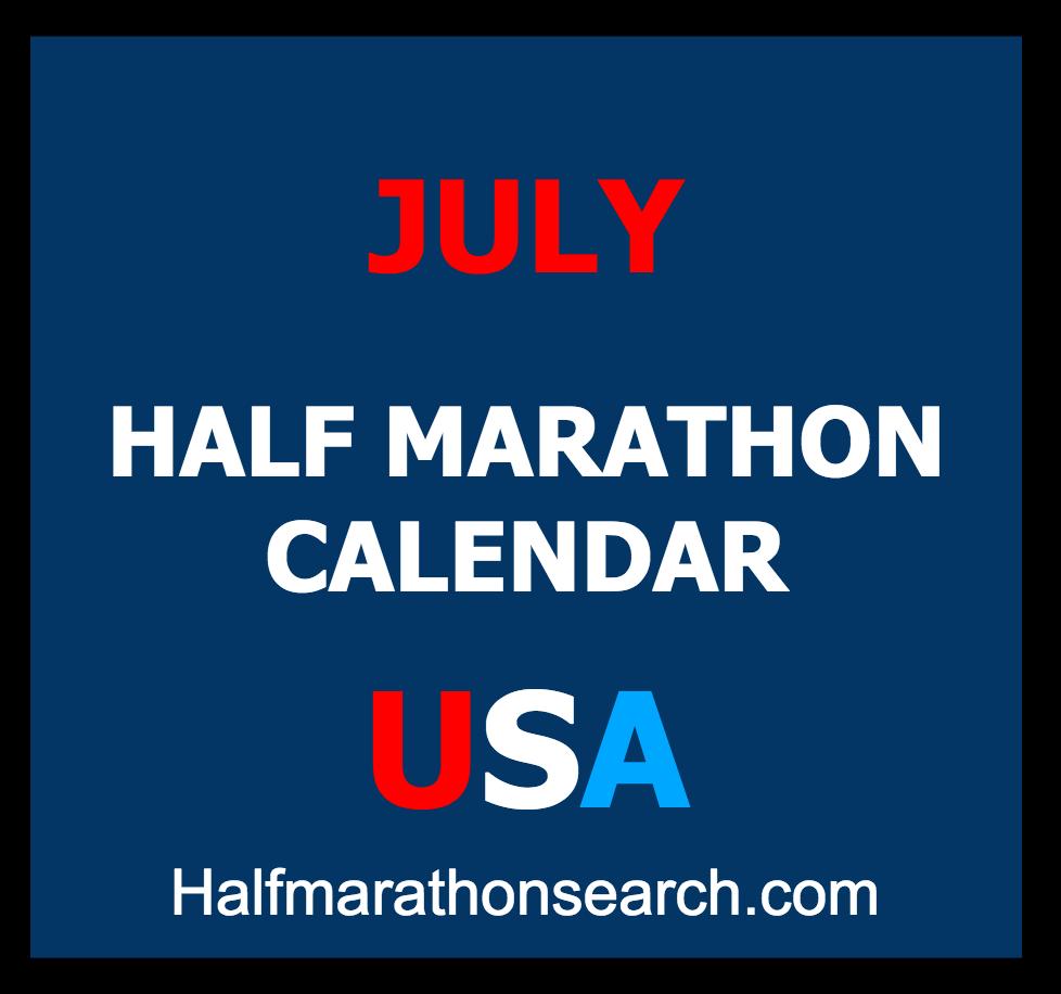 July half marathons 2017
