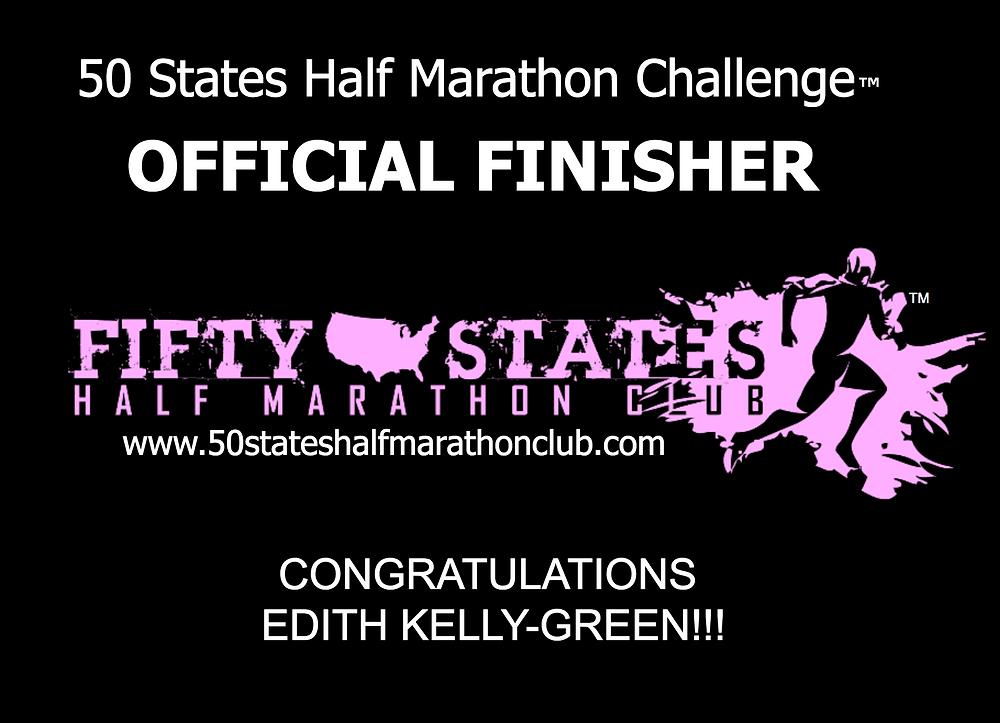 marathons and half marathons combo in all 50 states