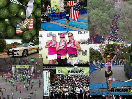 Avocado Half Marathon $15.00 Discount - San Diego, California