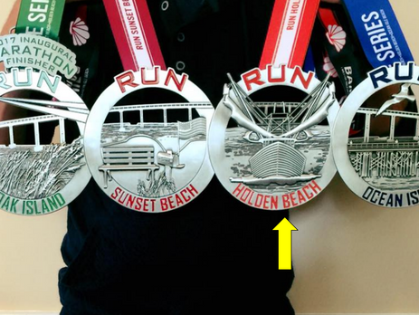 Run Holden Beach Half Marathon - North Carolina
