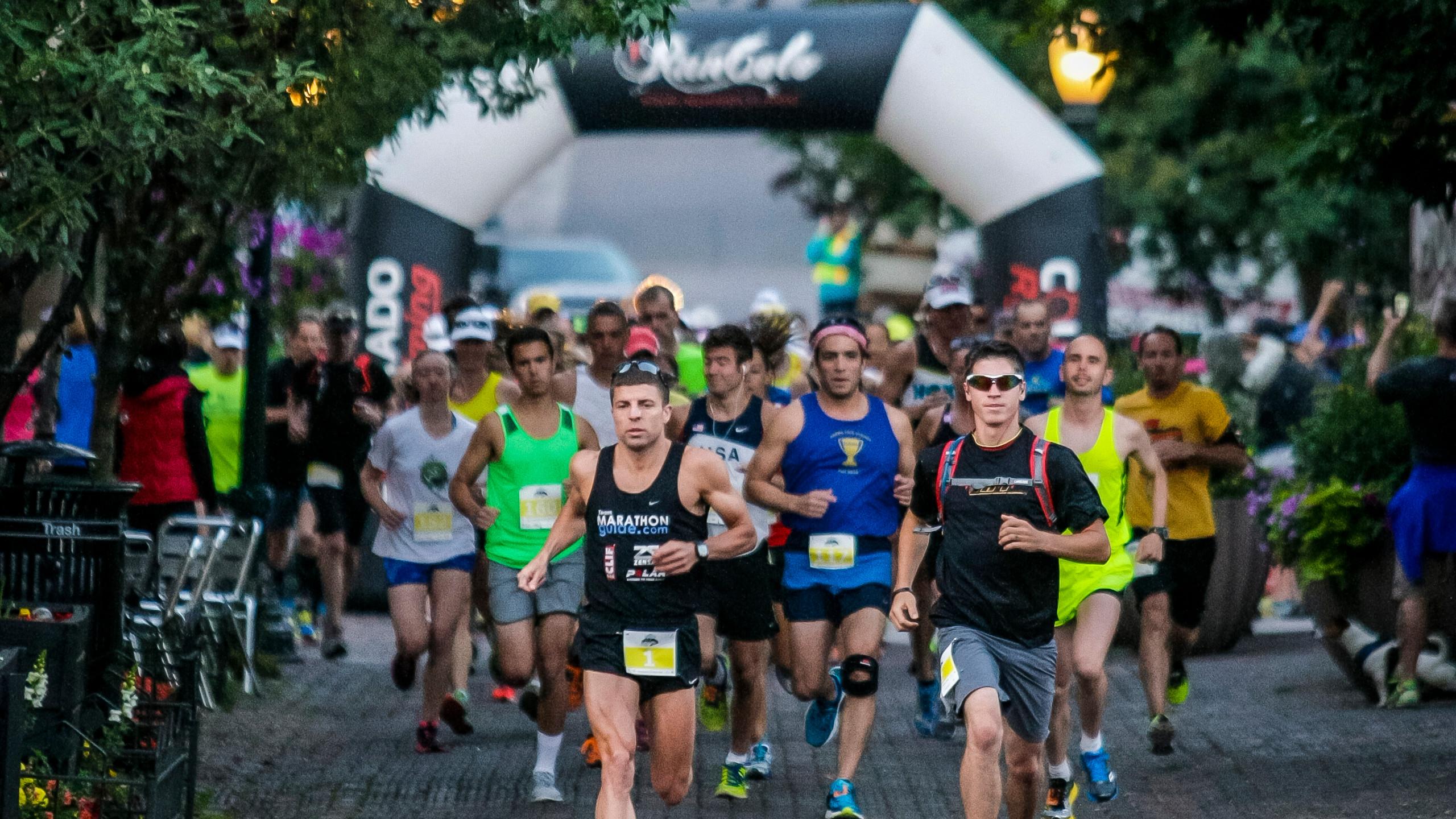 Aspen Valley Half Marathon