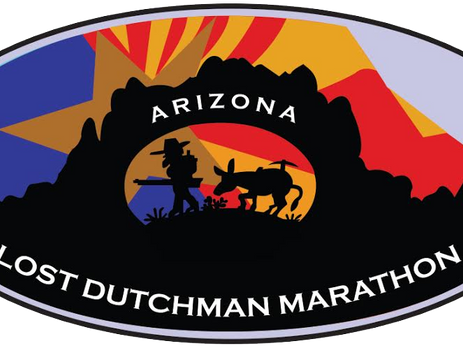 Lost Dutchman Half Marathon Discount & Marathon - Arizona