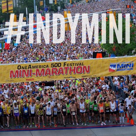 One America 500 Festival Mini Marathon Discount - Indianapolis, Indiana