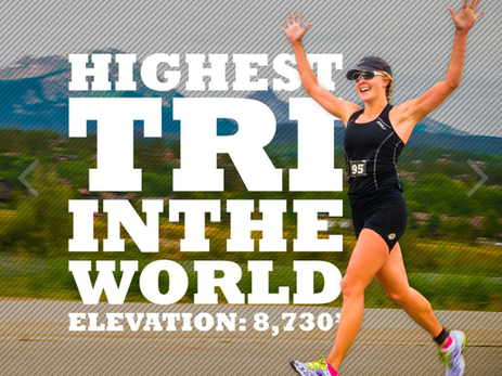 Rocky Mountain Triathlon Discount 20% Off - Silverthorne, Colorado