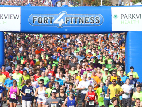 Fort4Fitness Half Marathon Discount - Fort Wayne, Indiana