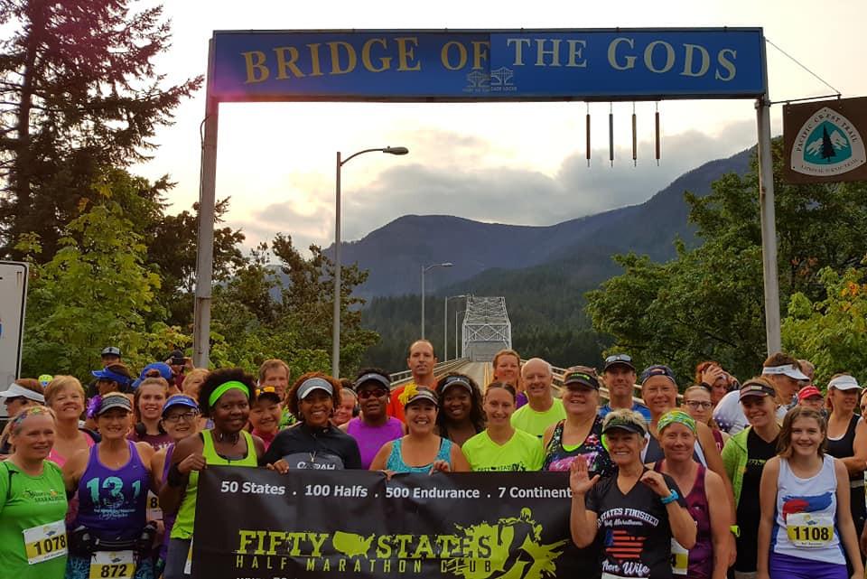 50 States Half Marathon Club 2018 member photos