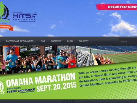HITS Omaha Marathon & Half Marathon Discount 25% - Nebraska