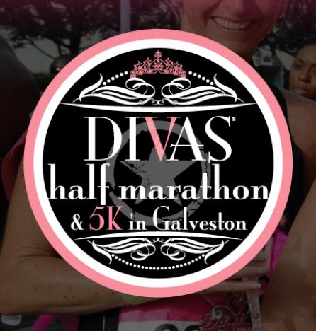 Divas Half Marathon Galveston 2018 Discount - Texas