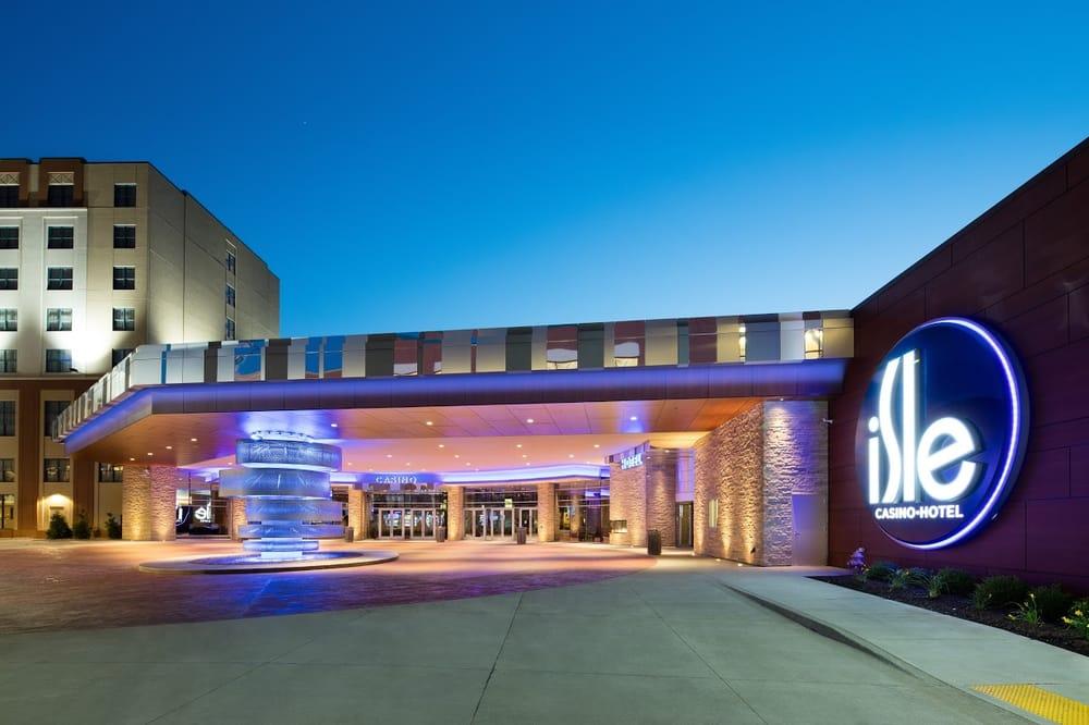 Isle casino night pic