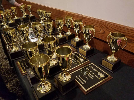 2018 Awards - 50 States Half Marathon Club