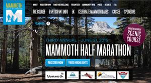 Mammoth Half Marathon Discount