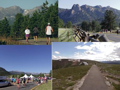 Rocky Mountain Half Marathon Discount - Estes Park, Colorado