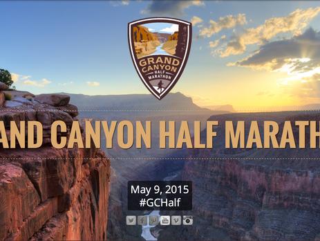 Grand Canyon Half Marathon 2015 Discount - Arizona
