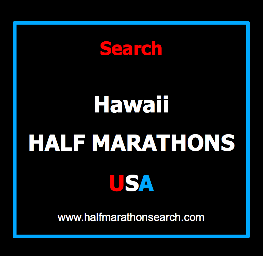 Hawaii half marathons
