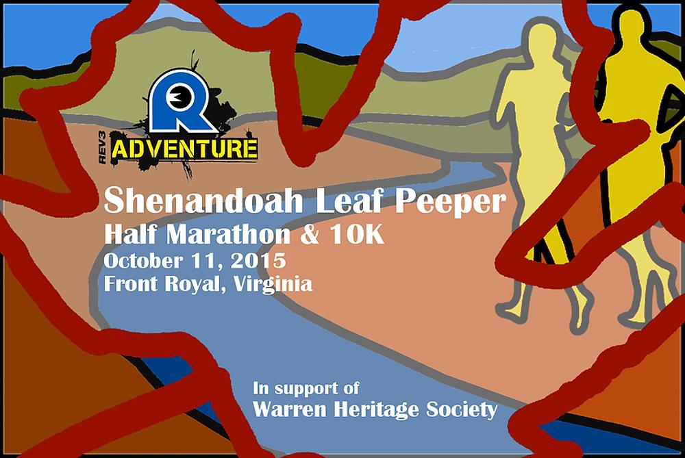 Shenandoah Leaf Peeper Half Marathon