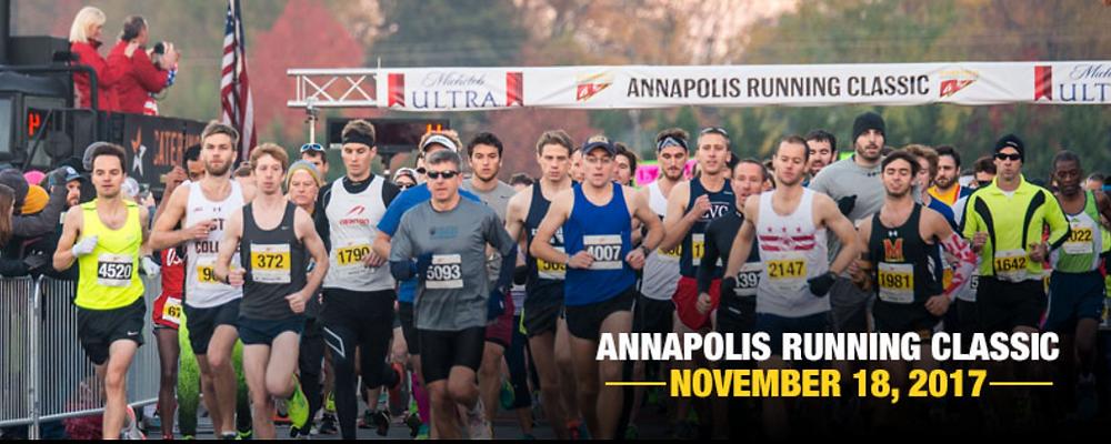 Annapolis Running Classic Half Marathon
