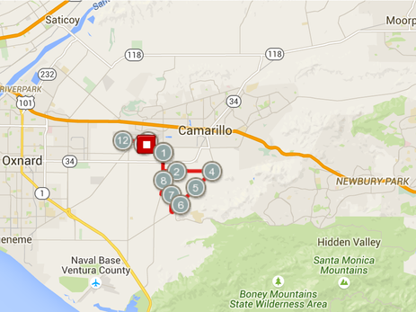 30% Discount to Harvest Half Marathon - Camarillo, California
