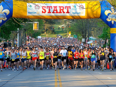 Kentucky Derby Festival Mini-Marathon Discount - Louisville, Kentucky