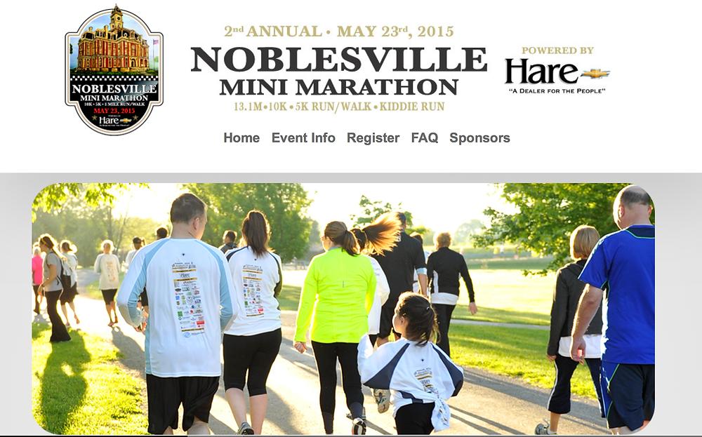 Noblesville Mini Marathon