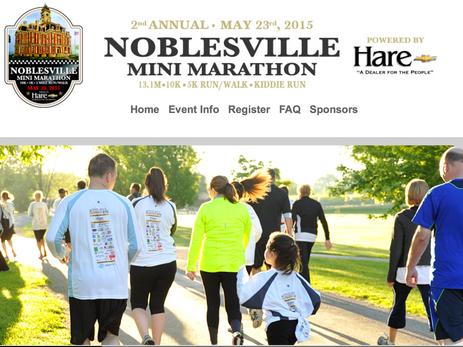 "Noblesville Mini Marathon ""half marathon""  Discount - Indiana"