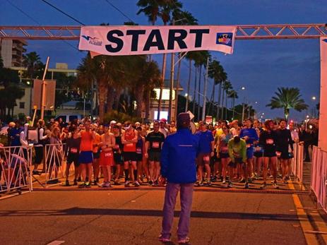 St. Pete Beach Classic Half Marathon Discount - St. Petersburg, Florida