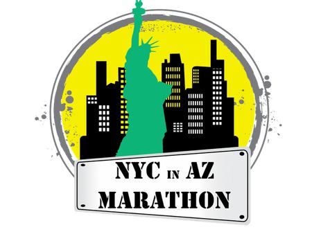 NYC in AZ Marathon & Half Marathon Discount - Peoria, Arizona