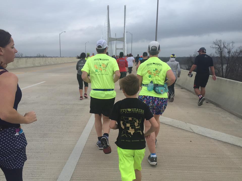 Mississippi River Marathon Half Marathon