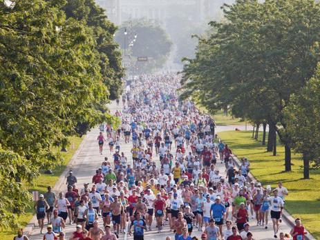 Discount to Madison Half Marathon (May) & Madison Marathon & Half Marathon (November) - Madi