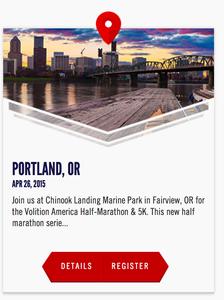 Volition America Portland Half Marathon