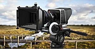 BlackMagic filmcamera video filmproductie rotterdam