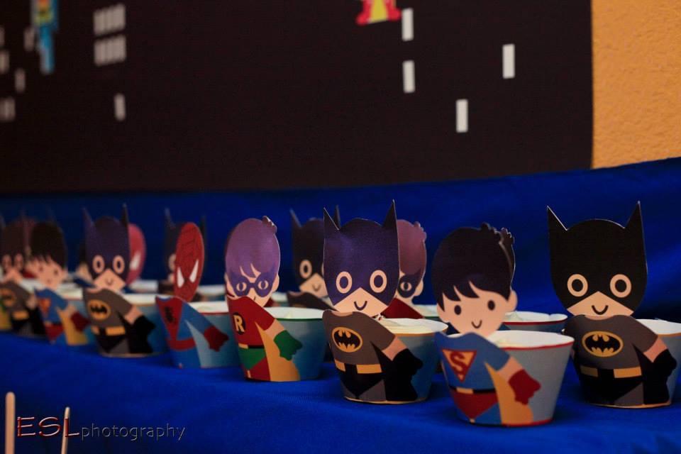 Funko Pop Heroes Cupcakes