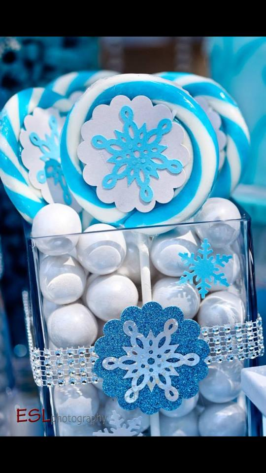Frozen Theme Candies