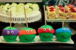 Teenage Mutant Ninja Turtles Apples