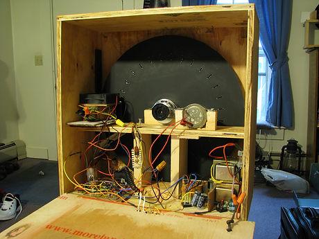 Home-made Televisor