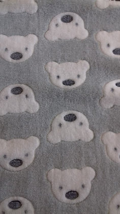 GreyTeddies Mini Comforter
