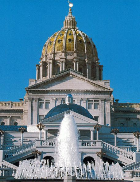Regola Consulting - Pennsylvania State Capitol