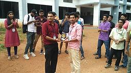 royal engineering college thrissor kerala drone making workshop