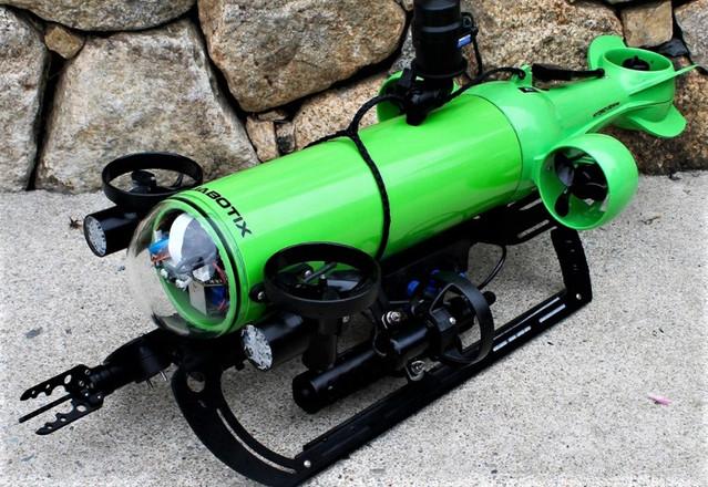 Underwater Drone Technology