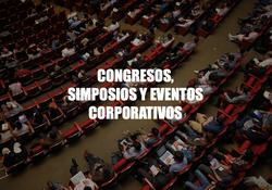 Congresos y otros