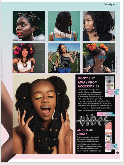 Black Beauty Spring Feature