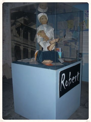 Robert The Doll - Key West, FL.