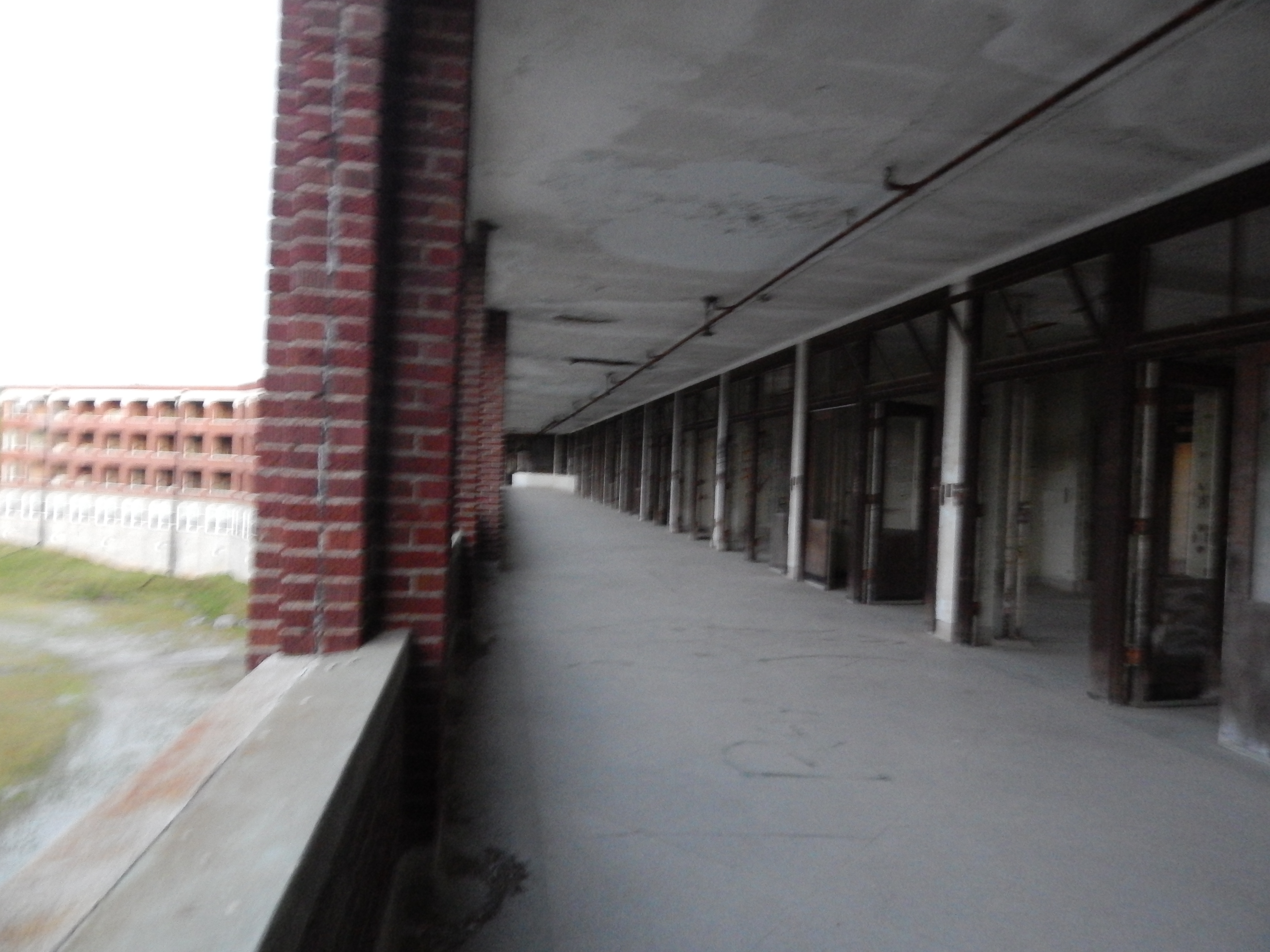 Waverly Hills Sanatorium 3rd Floor